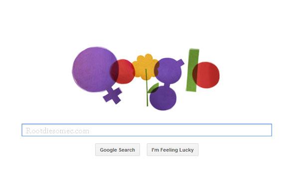 Hari Ini Google Ikut Memperingati Hari Perempuan Internasional Andiweb