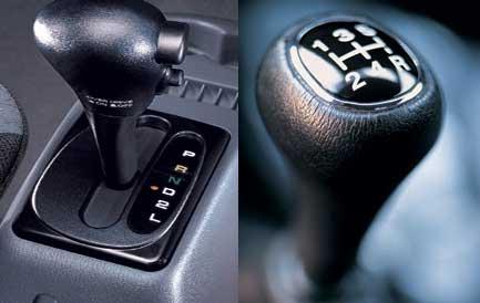 Perbedaan Antara Mobil Matic dengan Mobil Manual | AndiWeb