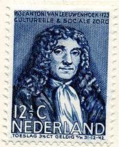 Antoni Van Leewenhoek